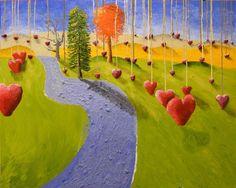 Autumn de Forest, age 9, artist, interesting article