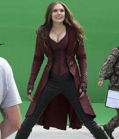 Elizabeth Olsen Scarlet Witch Capt America Fan Art Bellisima The World Sweetie Belle Fanart