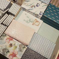Notebooks from Sostrene Grene