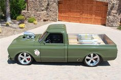 1967 chevy shortbox