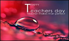 HAPPY TEACHERS DAY!!!