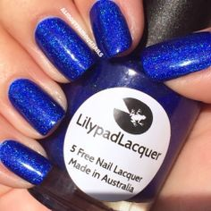 Lilypad Lacquer - A Balt out of the blue