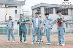 """""""Prison Playbook"""" fulfills its initial promise of showing an interesting dark comedy about life of the convicts inside a jail house. Korean Drama Best, Korean Dramas, Prison Life, Park Bo Young, Drama Korea, Advertising Photography, Series Movies, Tv Series, Drama Series"""