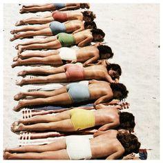 Sunday's line up. #summer #herthelabel
