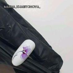 Nail Art Designs Videos, Nail Design Video, Pink Nail Art, Flower Nail Art, Nail Art Blog, Nail Art Hacks, Nail Art For Girls, Bridal Nails Designs, Nail Drawing