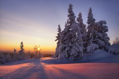 Paisajes de heladora belleza en los Urales | Rusia Hoy