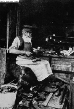 Shoe Maker from Israel.