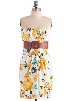 Garden Graduation Dress | Mod Retro Vintage Dresses | ModCloth.com