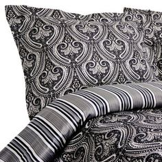 Elite Home Products (Bedding) Tuscan Paisley 300 Thread Count Sheet Set
