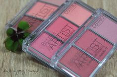 MiniMe is getting Beautiful Catrice 2016 Blush Artist