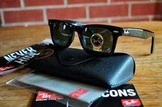 Wayfarer black 54mm
