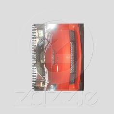 Chevrolet Corvette ZR1 3ZR Special Edition Notebook from Zazzle.com...