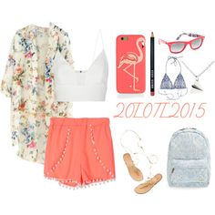 20/07/2015 by apcquintela on Polyvore featuring Narciso Rodriguez, Calypso Private Label, Billabong, Kate Spade, Ray-Ban and Bobbi Brown Cosmetics