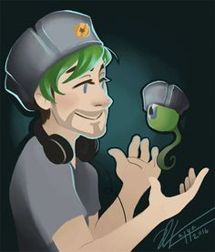 typical0verlord: I figured jacksepticeye's Sam would also like a sovietic union hat! therealjacksepticeye: I would LOVE a tiny little hat like that for Sam haha so cute!