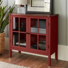 Lovely Small Cabinet with Doors Walmart