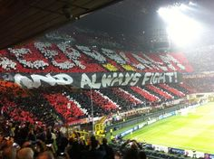 Stadio San Siro; AC Milan vs. FC Barcelona (22/10/13)