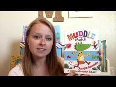 Usborne Muddle and Match Collection - YouTube @UsborneBookBattalion on Facebook, YouTube, and Instragram! www.UsborneBookBattalion.com