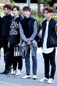 bambam, youngjae, jinyoung and jaebum Youngjae, Jaebum Got7, Kim Yugyeom, Got7 Bambam, Mark Jackson, Got7 Jackson, Jackson Wang, Kpop, Kdrama
