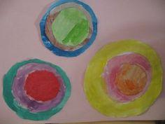 Kandinsky : Norah, 5 ans