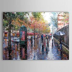 Landscape Oil Painting Knife Art Environmentally friendly oil handmade painting Newly Painting in every month. Abstract Landscape Painting, Landscape Drawings, Landscape Pictures, Landscape Illustration, Fantasy Landscape, Cool Landscapes, Landscape Art, Landscape Paintings, Oil Paintings