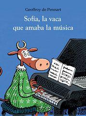 Sofía adora la música, pero nadie la acepta hasta que forma su propia banda. A partir de 4 años.