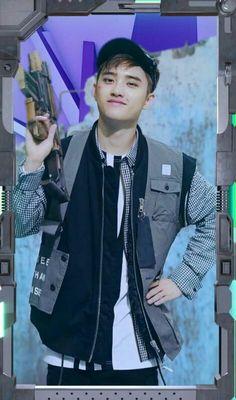 Do Kyungsoo ❤️❤️ Me: Omo, bakit kahawig nya konti si Kris? Baekhyun Chanyeol, Kai, Scandal, Shinee, Luhan And Kris, Exo Album, Xiuchen, The Power Of Music, Chansoo