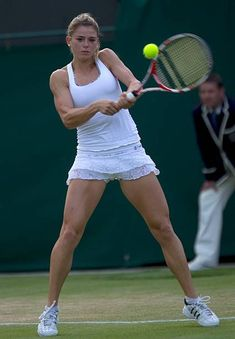 60 Top Camila Giorgi foto's en beelden Camila Giorgi, Tennis Racket, Sports, Photos, Hs Sports, Sport