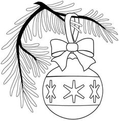 171 Best Coloring Christmas Ornaments Plus Images On Pinterest