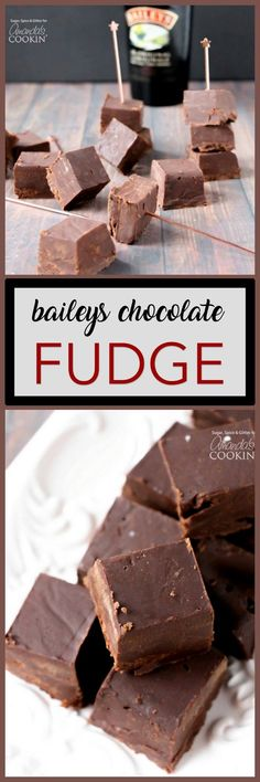 'Tis the season for all things rainbow, and if this Baileys fudge doesn't get you in the mood for St. Patrick's Day, nothing will!