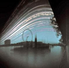 London Eye Solargraphy. UK. Diego López Calvín. The Culturist - Home