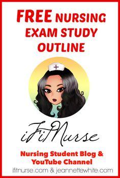 44 best allheart ambassador tips motivation nursing school free nursing school exam study outline nursing student free resource download and click ifitnurse free fandeluxe Gallery