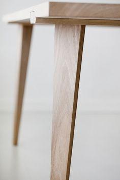 Julian Kyhl: Timber Table - Thisispaper Magazine