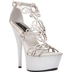 Highest Heel Amber-531