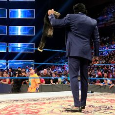 Jinder Mahal demands to know who will face him for the WWE Championship at SummerSlam, only to find out that next week's dream match between John Cena and Shinsuke Nakamura will determine his challenger at The Biggest Event of the Summer. Jinder Mahal, Free Agent, John Cena, Next Week, Superstar, Wwe, Challenges, Wrestling, Lucha Libre