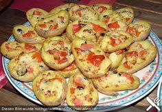 Italienische Ofenkartoffeln