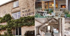 If you're after a weekend getaway, nowhere embodies quintessential British charm like the Cotswolds. When it comes to the area's popularity the proof is in the pudding, with new places to stay popping up left, right and centre in our favourite bolthole. So we've rounded up the best, from tried and trusted favourites like Dormy House and The Wild Rabbit to the coolest new openings like Thyme and celeb-packed Soho Farmhouse. Check out these luxe stays for a staycation a mere two hours from...