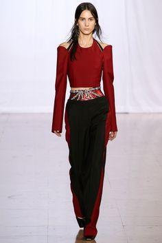 Maison Margiela Spring 2014 Ready-to-Wear Fashion Show - Mijo Mihaljcic (IMG)