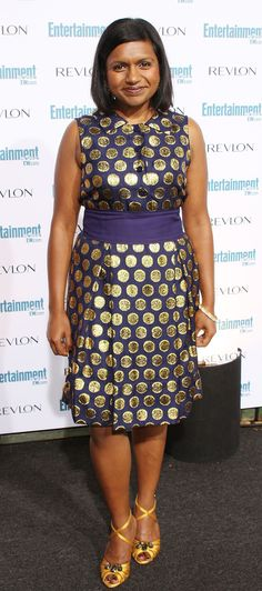 747303128f59e Mindy Kaling s Style (PHOTOS) The Mindy Project