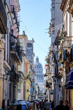 Havanna, Open Air, West Indies, Travel Ideas, Caribbean, Times Square, Places To Go, Street View, America
