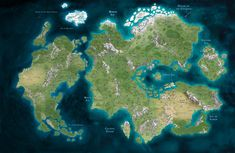 Homebrewing layout anima gate of memories : image, wall, pic Fantasy Map Making, Fantasy City Map, Fantasy Concept Art, Fantasy Artwork, Dnd World Map, Imaginary Maps, Rpg Map, World Map Design, Adventure Map