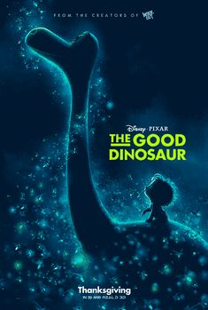 Pixar Post - For The Latest Pixar News: Stunning New Interactive Poster For 'The Good Dinosaur' Released Including New Production Challenges Faced by the Team
