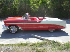 Bel Air Car, 1956 Chevy Bel Air, Chevrolet Bel Air, Dream Garage, Car Photos, Old Cars, Vintage Cars, Dream Cars, Convertible