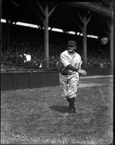 Pittsburgh Pirate's shortstop Honus Wagner.