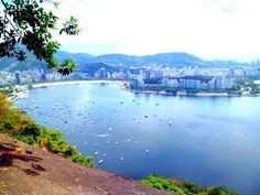 """""""Enseada de Botafogo"""" - Rio de Janeiro"""
