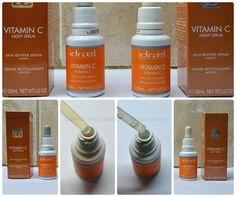 IDRAET:  Serum de Noche de Vitamina C - Vitamin C Night Serum