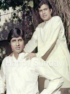 Rajesh Khanna, Lord Krishna Images, Vintage Bollywood, Amitabh Bachchan, Bollywood Actors, Black N White, Classic Films, Film Industry, Happy Sunday