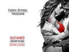 NEW RELEASE & PAPERBACK GIVEAWAY: Sustained (The Legal Briefs, #2) by Emma Chase - #LawyerToLover - iScream Books