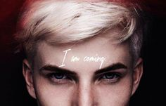 "Jonathan Christopher Morgenstern|| ""Erchomai –it said– I'm coming"""