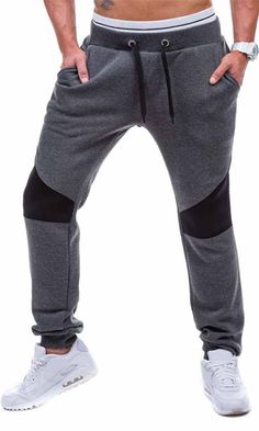 Cheap Fashion online retailer providing customers trendy and stylish clothing including different categories such as dresses, tops, swimwear. Jogger Pants Style, Mens Jogger Pants, Jogger Sweatpants, Fashion Pants, Mens Fashion, Cheap Clothes Online, Black Joggers, Stylish Outfits, Men Casual