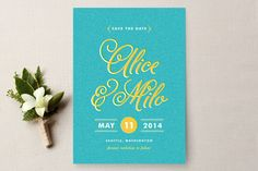 Storied Book Cover Save the Date Cards by Wondercl... | Minted